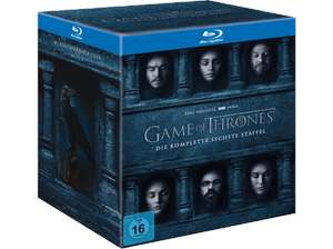 Saturn.at: Game of Thrones, Staffel 6 - limitierte Blu-ray Edition um 20€