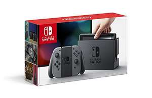 Amazon Nintendo Switch Konsole Grau / Neon-Rot/Neon-Blau