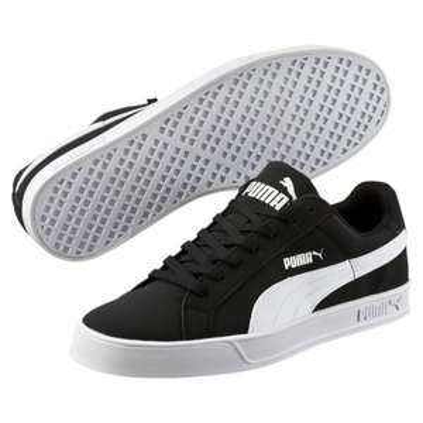 Puma Smash Vulc Sneaker in schwarz für 28,95€ inkl. Versand @Dealclub (+shoop)