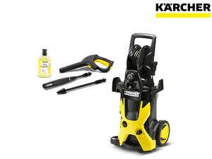 [IBood] Kärcher K 5 Premium Full Control Hochdruckreiniger für 208,90€