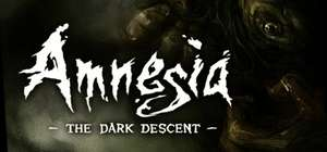 Amnesia: The Dark Descent und Amnesia: A Machine for Pigs kostenlos bei Steam