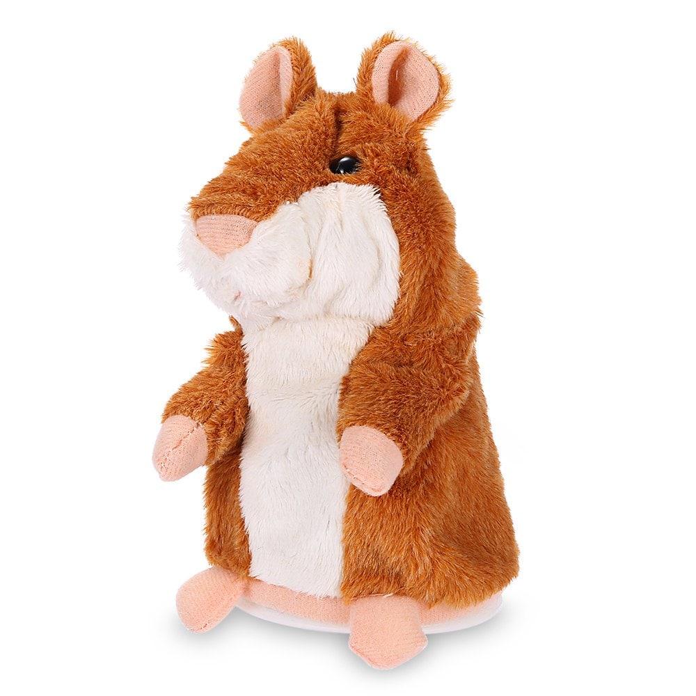 Dresslily - Reden Aufnahme Hamster Educational Plüschtier 4,93 Euro