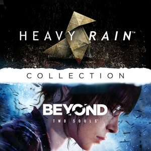 Heavy Rain & BEYOND: Two Souls - Collection