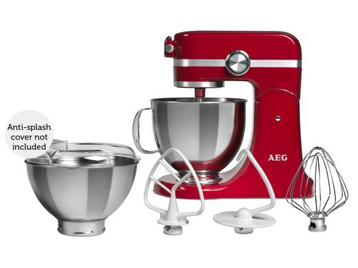 AEG UltraMix KM 4000 Küchenmaschine (1000 Watt) für 205,90€