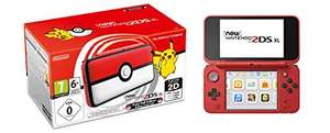 Nintendo 2DS XL Poké Ball Edition