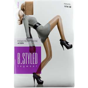 Bipa: B.STYLED Feinstrumpfhosen (40 DEN)