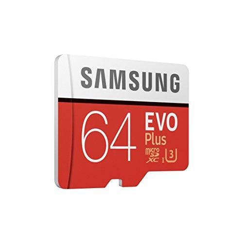 Fast wieder Bestpreis (für die die gerade sowieso eine bräuchten) Samsung Evo Plus 64GB MicroSD