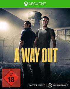 [amazon.de] A Way out (Xbox One/PS4) [Prime]