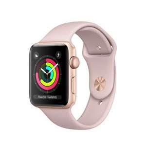 Apple Watch (Series 3, 42mm, Alu, roségold) - Bestpreis