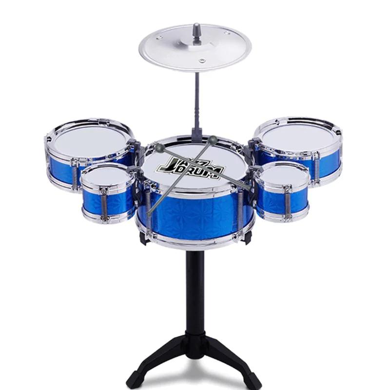 Mini Kids Drum Set bzw. Kinder Schlagzeug für 4,68€ inkl. Versand (statt 9,50€)