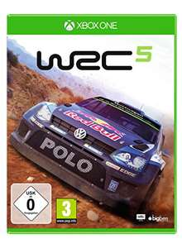 WRC 5 (Xbox One) für 11,99€ inkl. Versandkosten.