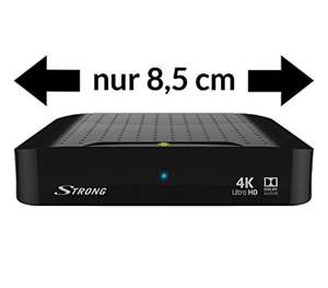 [conrad.at] Strong Android 7.1 UHD Box um € 64.99 statt € 75.50