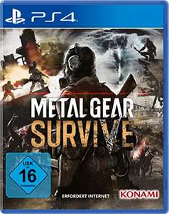 [amazon.de] Metal Gear Survice (PS4)