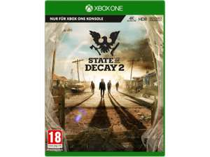 [Mediamarkt.at/Saturn.at] State of Decay 2 - 24,99 €(Xbox One) / State of Decay - Ulitmate Edition - 39,99 €