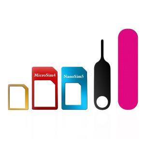5in1 Sim Karten Adapter Kit