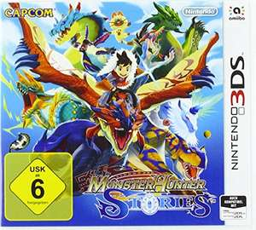 Monster Hunter Stories (Nintendo 3DS) für 19,97€