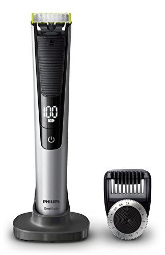 Amazon Philips OneBlade Pro, Trimmen, Stylen, Rasieren / Präzisionskamm für 14 Längen QP6520/30 52,25 Euro