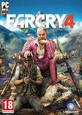 Far Cry 4 PC(Uplay) - Bestpreis