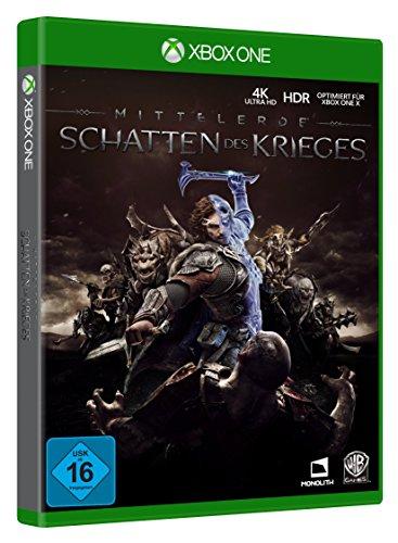 [amazon.de] Mittelerde: Schatten des Krieges (/Xbox One/PS4)