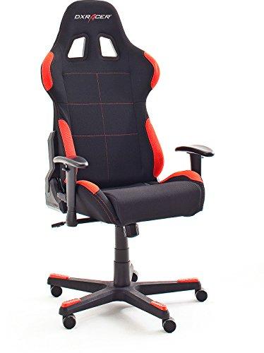 DX Racer 1 Gamingstuhl für (schwarz/rot) oder DX Racer 5 (schwarz/grau) für je 169,99€