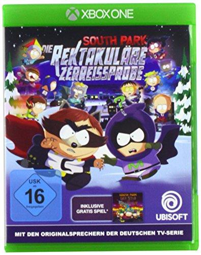 [amazon.de] South Park - Die rektakuläre Zerreißprobe (Xbox One/PS4)