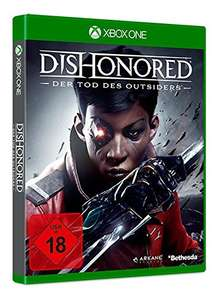 [amazon.de] Dishonored: Der Tod des Outsiders - [Xbox One/PS4]