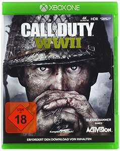 [amazon.de] Call of Duty: WWII - Standard Edition (Xbox One/PS4)
