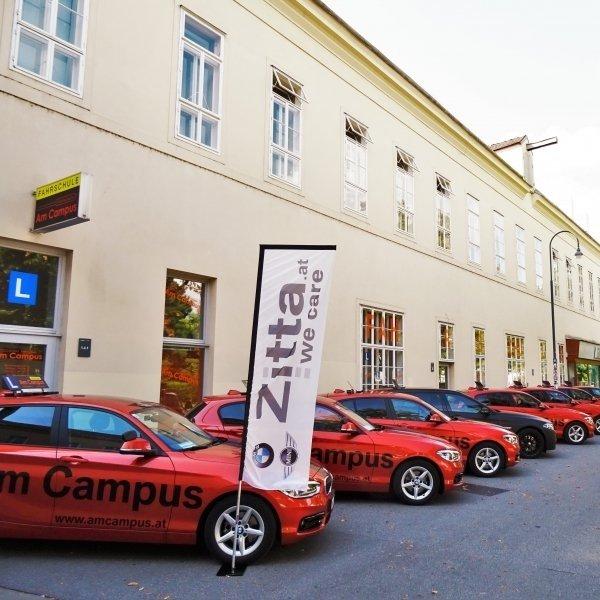 Fahrschule am Campus: Semesterstartaktion 100€ Rabatt