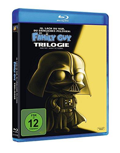 [Amazon] Family Guy - Pelzvieh Trilogy Blu-Ray (15% Aktion)