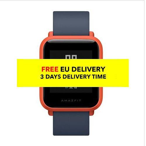 Ausdauernde Smartwatch - Xiaomi Amazfit Bip Global aus Europa