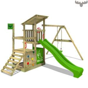 FATMOOSE FruityForest Fun XXL Spielturm - Osteraktion!