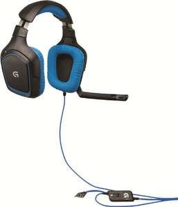 Amazon Logitech G430 Dolby 7.1 Surround Sound