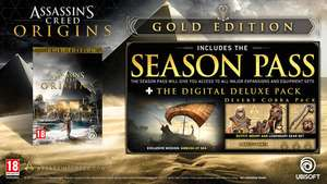 Assassins Creed Origins Gold Edition (inkl Season Pass) PC Download