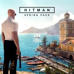 PS4 / Xbox One / PC: Hitman - Frühlingspack gratis