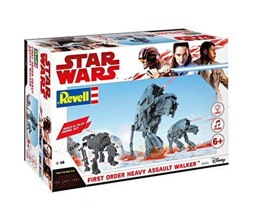 [Amazon.de] 2x Revell StarWars Build & Play Sets für knapp €10,- inkl. VSK