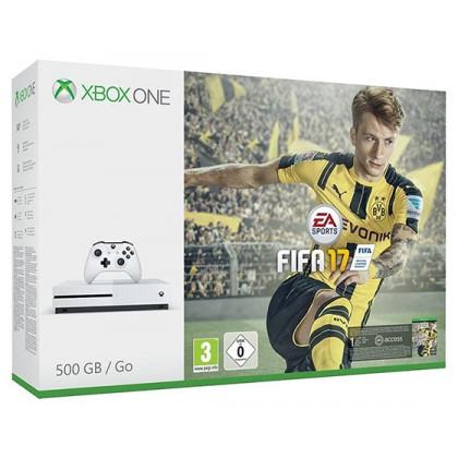 XBox One S (500 GB) Bundles (inkl Games)