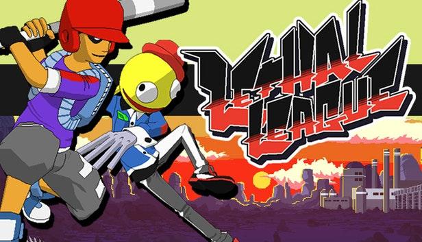 Lethal League kostenlos @Fanatical
