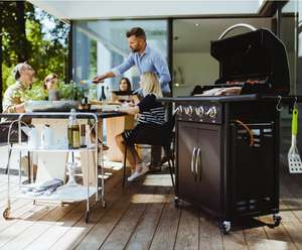 Outdoorchef AUSTRALIA 425 G Gasgriller + 20€ Fleischgutschein und inkl. Gratis Lieferung (Bestpreis)