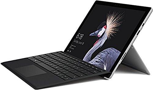 Microsoft Surface Pro 2017 (Intel m3, 4 GB RAM, 128 GB SSD) ohne Stift + Surface Pro Type Cover für 699€