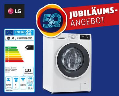 [Hofer] LG Waschmaschine (8 kg Frontlader) für € 299,- ab 29.03.2018