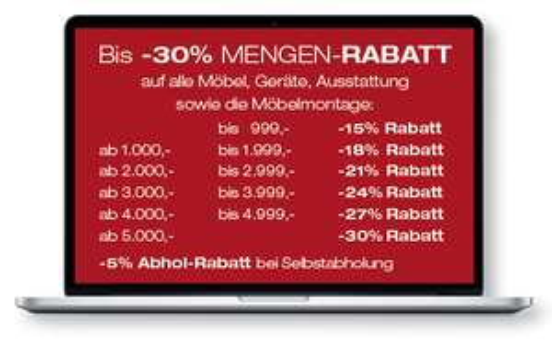 [PeterMax] Mengenrabatt mit bis zu 30% Ersparnis