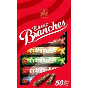 [Amazon - Migrosshop] Branches Classic, 50er Pack (1 x 1350g) 6,99 Euro + 3,95 Eur VSK (einmalig)