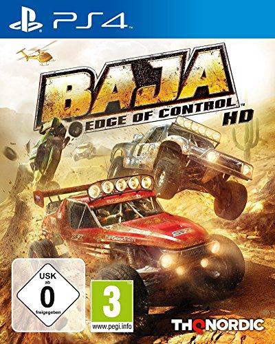 [Amazon.de] [PS4] Baja: Edge of Control für €18,- ohne VSK für Prime