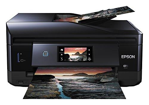 Amazon Blitzangebot Epson Expression Photo XP-860 Tintenstrahl-Multifunktionsgerät (Drucken, Scannen, Kopieren und Fax) schwarz 107,79 Euro