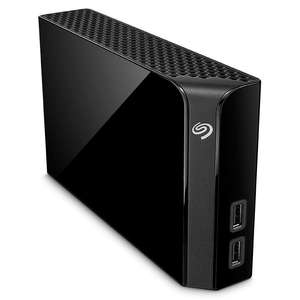 Seagate Backup Plus Hub USB3.0 - 8TB Schwarz