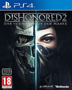 [gameware.at] [PS4] Dishonored 2 D1 Edition für €9,99 + €2,99 VSK