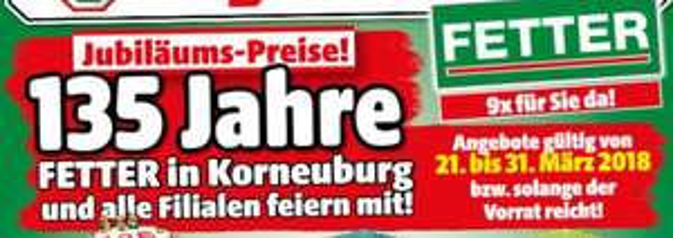 Offline: Fetter 135 Jahre Leifheit, Kärcher, Bosch,..bis zu 37% Ersparnis