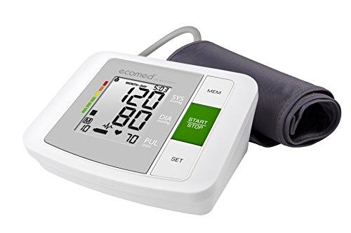 Amazon Ecomed BU-90E Oberarm-Blutdruckmessgerät 15,29 Euro