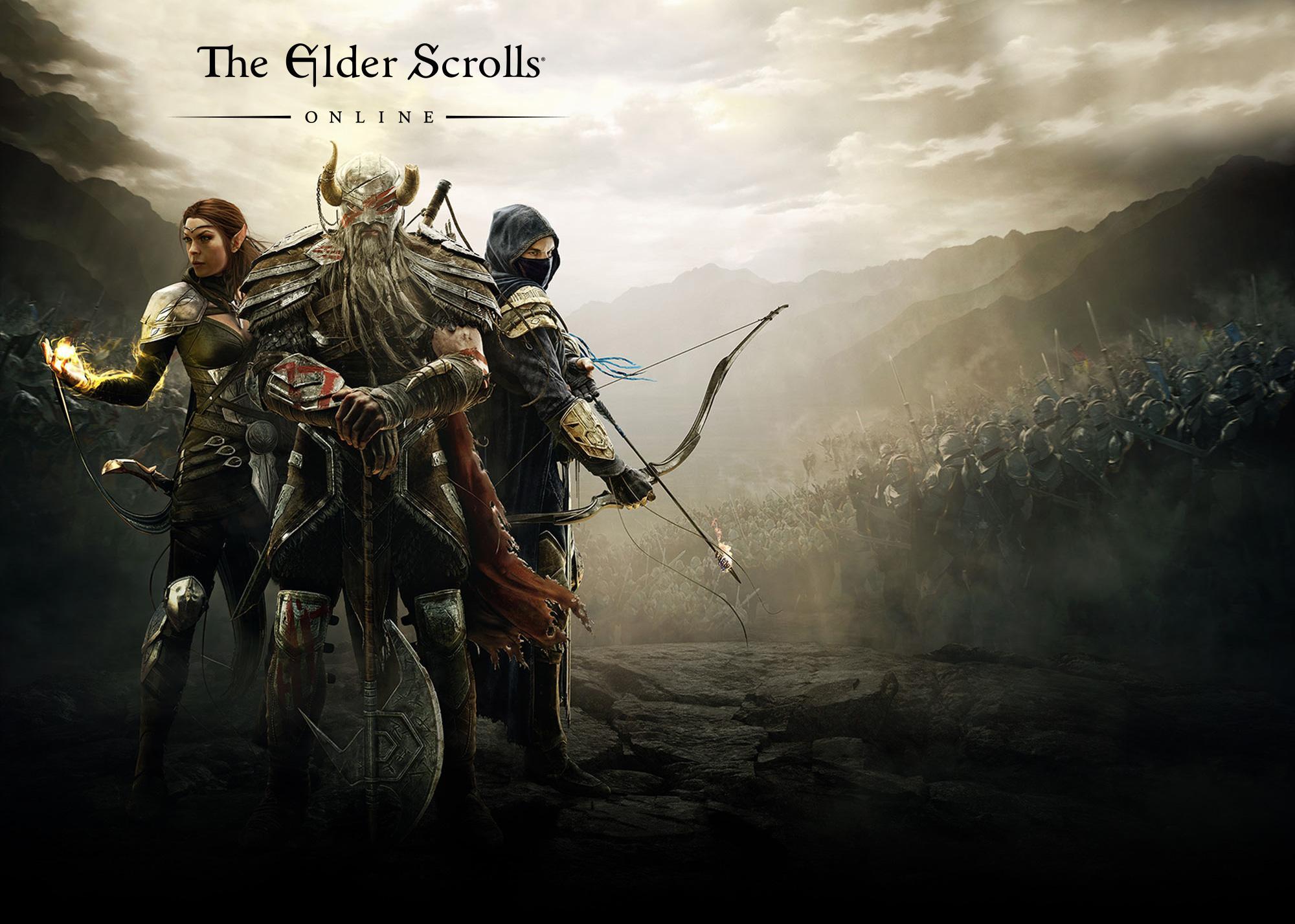 THE ELDER SCROLLS ONLINE -GRATIS- PS4*/XBOX*/PC bis 27.03