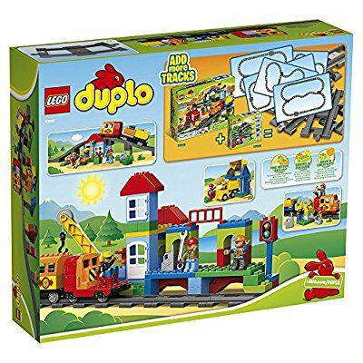 [Amazon] LEGO Duplo 10508 - Eisenbahn Super Set für für 72,58 € statt 92,78 €